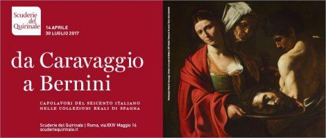 Da Caravaggio a Bernini, Capolavori dei Seicento italiano nelle collezioni dei reali di Spagna, la mostra.
