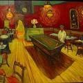 Caffè di notte Vincent Van Gogh 1888