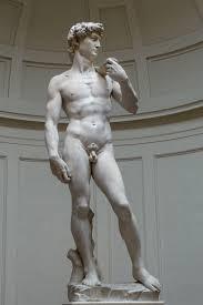 Il David Michelangelo Buonarroti 1501-1504