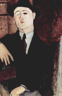Ritratto di Paul Guillaume