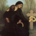 Il giorno dei morti William A. Bouguereau 1859