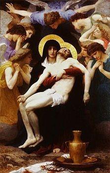 Pieta William Adolphe Bouguereau 1876