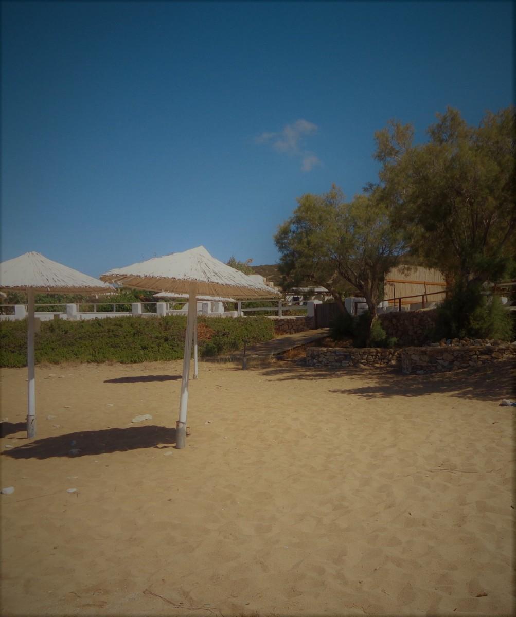 Spiaggia Farangas
