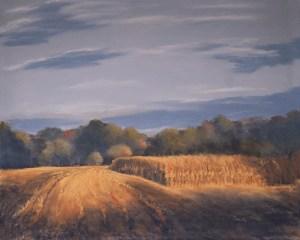 Harvest Time by Carolyn Molder Art