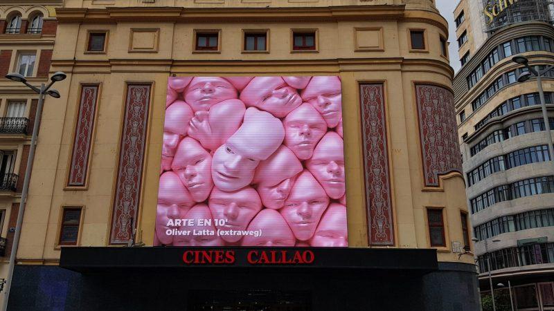 El arte toma las calles. 'Callao City Arts'
