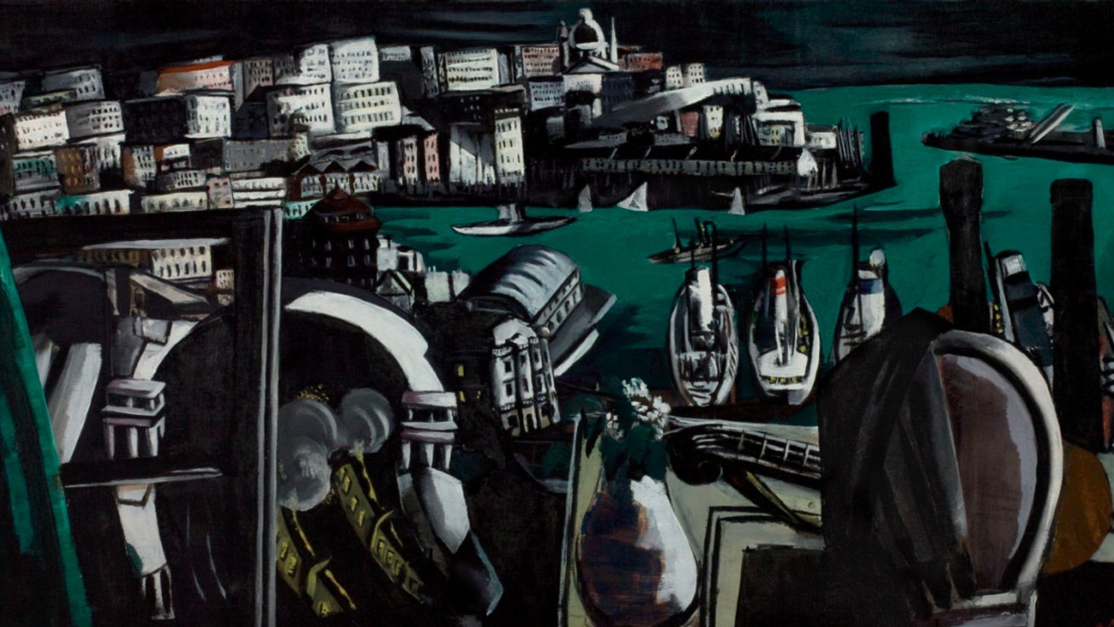 Max Beckmann. Arte no degenerado.