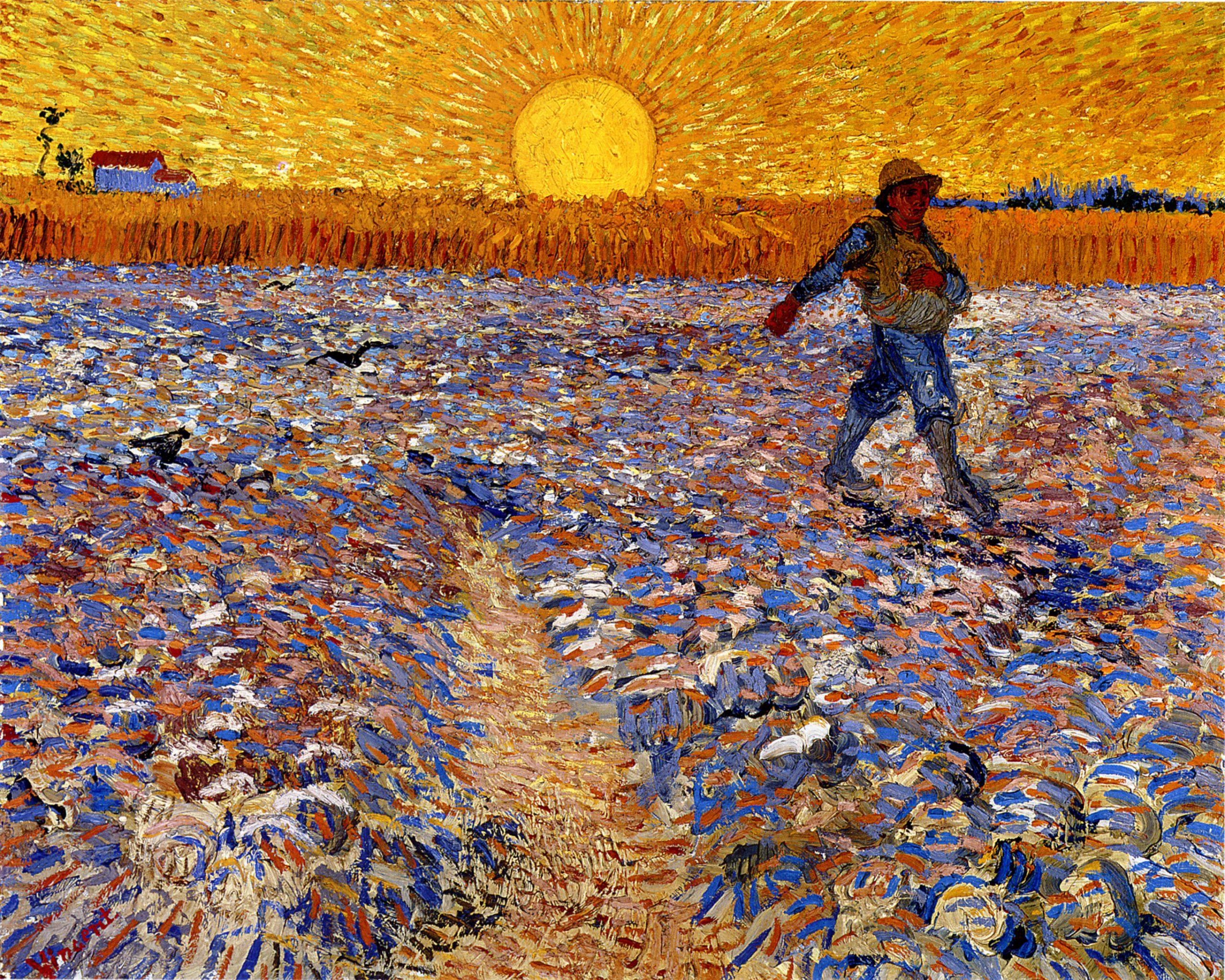 El Van Gogh más desconocido. Sus primeras obras.
