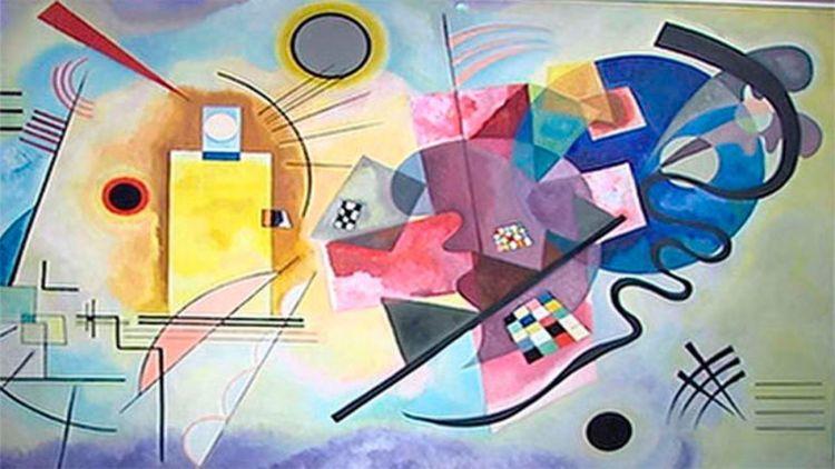 El color de Kandinsky