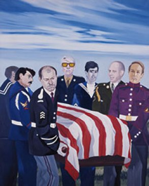 Vivir y dejar morir o el fin trágico de Marcel Duchamp. Eduardo Arroyo