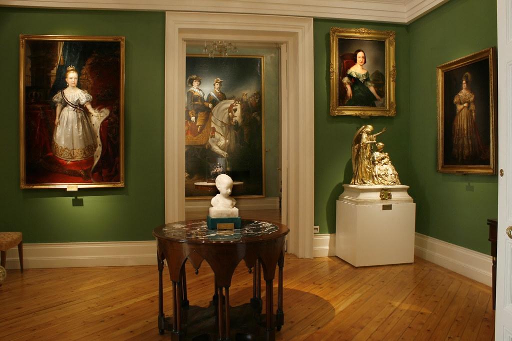 Romanticismo con R mayúscula. Un museo para viajar al pasado
