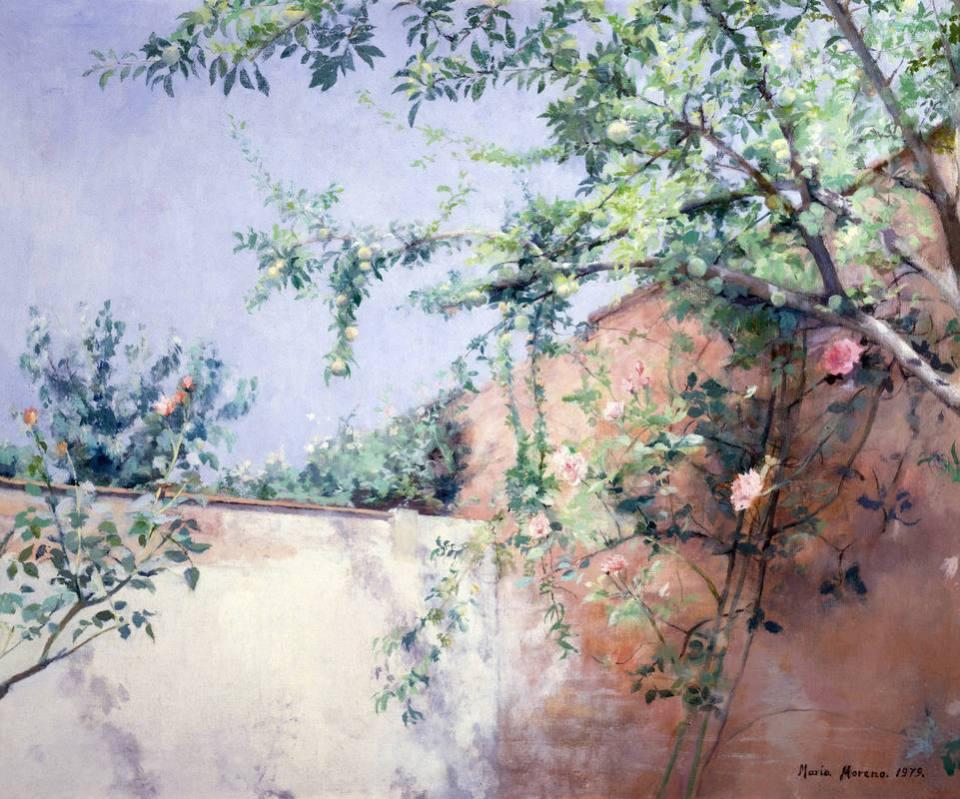 María Moreno, la pintora realista que guió la vida de Antonio López.