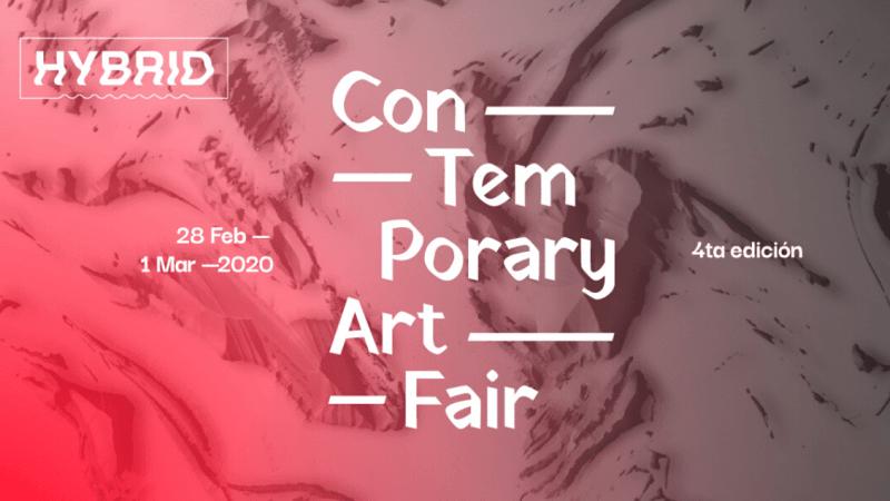 HYBRID Art Fair, el arte más arriesgado y vibrante de la Semana del Arte.