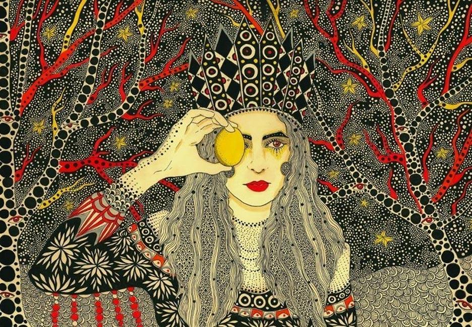 Daria Hlazatova, cuando el ARTE es un lenguaje mágico.