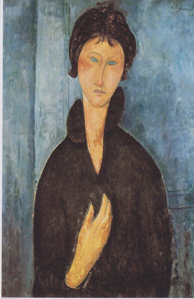 """Amedeo Modigliani, """"Modi"""" para los amigos. El pintor maldito."""