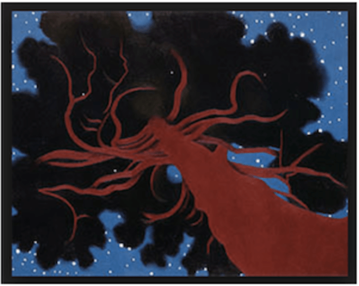 Georgia O'keeffe, una mujer vanguardista en el Arte americano.