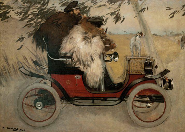 Arte y coches. Coches y arte. ¡Más unidos que nunca!