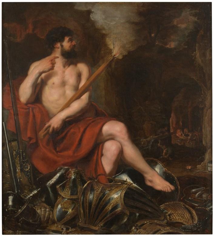 Pintura, mitos y dioses. El Olimpo griego a través del arte. Dioses griegos