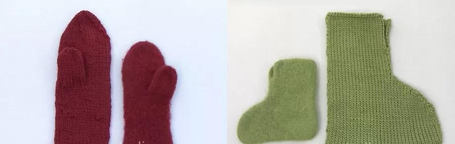 enfeltrado lana como lavar lana