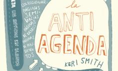 Comienza tu año de manera creativa con la antiagenda