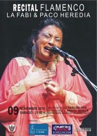 "Recital Flamenco (Centro Cultural ""El Aire"" - Arahal) Vive el arte Flamenco en Andalucía"