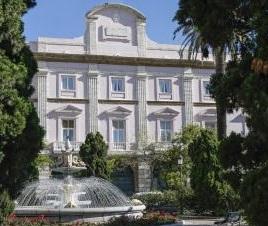 Palacio Provincial - Antigua Aduana (Exposiciones en Cádiz. Museos, galerías y centros expositivos)