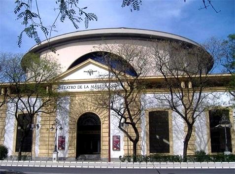 Teatro de la Maestranza (Conciertos en Sevilla)