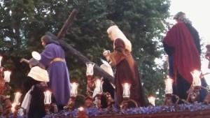 La Pasión según Sevilla: misterio del Santo Cristo de la Misión (foto: Francisco Calvo)