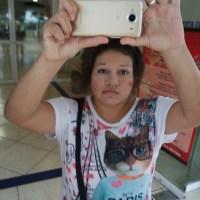 Rossana Góngora Rodríguez (a) Shasti, supuesta reportera, agrede a golpes al director de Arte y Cultura en Rebeldía