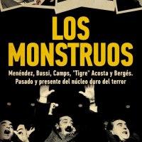 """El rostro descarnado de cinco represores de la dictadura cívico militar de Argentina en """"Los monstruos"""""""
