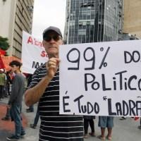 Falta de vergüenza y ausencia de culpa en la corrupción brasilera   Leonardo Boff