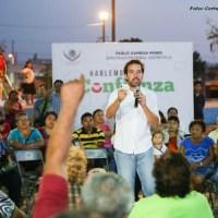 Hay voz en las colonias, asegura el diputado federal Gamboa Miner