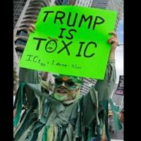 Marchan miles en el mundo por la ciencia y contra Trump