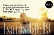 Isaías 60:19