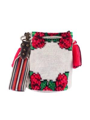 Arte y Tejido, Mochila Coaste, Chorrera, Mochila, Tejida, Knitted, Crochet, Natural Fibers, Algodón, Cotton, Fibras Naturales, Bag, Coaste