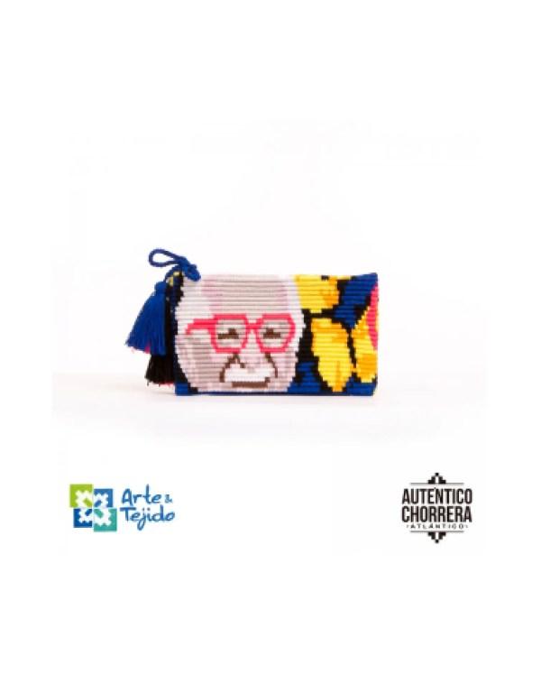 Arte y Tejido, Mochila Fermina Daza, Chorrera, Mochila, Tejida, Knitted, Crochet, Natural Fibers, Algodón, Cotton, Fibras Naturales, Bag, Fermina Daza