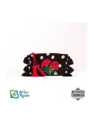 Arte y Tejido, Mochila Ibiza, Chorrera, Mochila, Tejida, Knitted, Crochet, Natural Fibers, Algodón, Cotton, Fibras Naturales, Bag, Ibiza