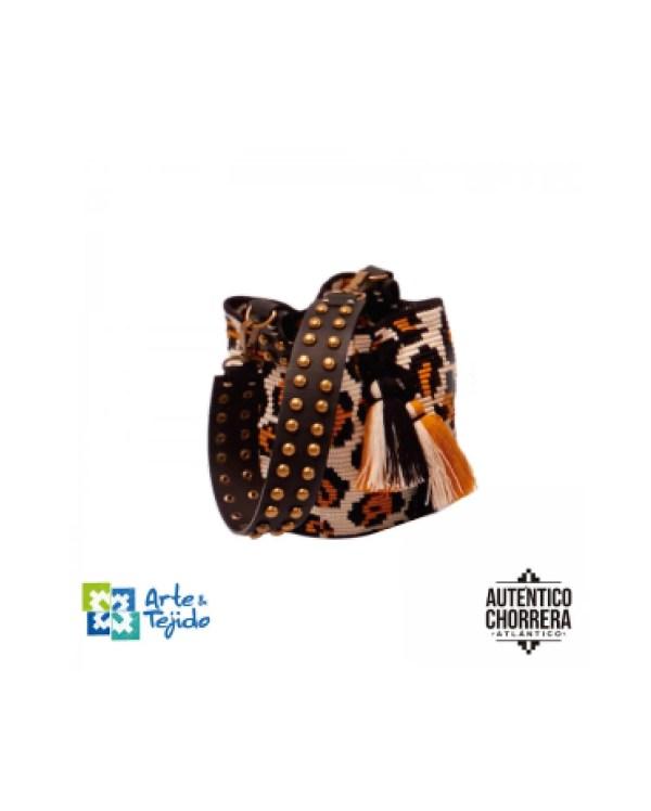 Arte y Tejido, Mochila Krai, Chorrera, Mochila, Tejida, Knitted, Crochet, Natural Fibers, Algodón, Cotton, Fibras Naturales, Bag, Krai