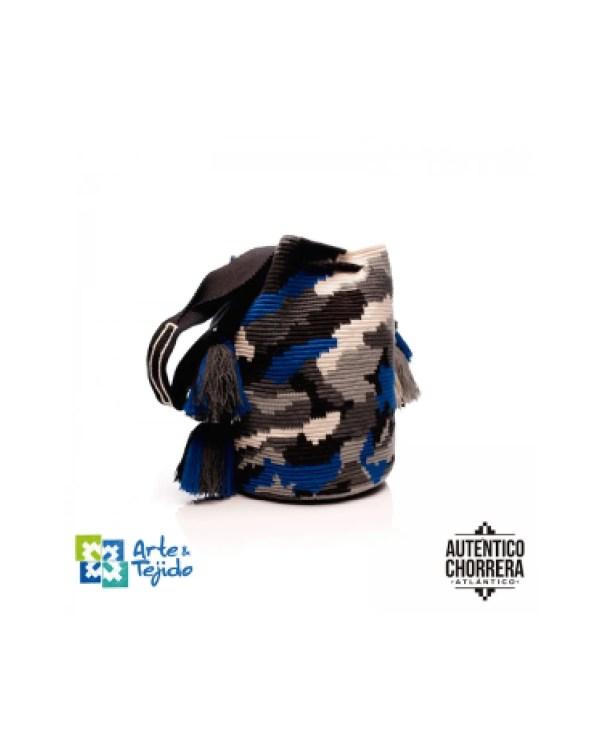 Arte y Tejido, Mochila Liu, Chorrera, Mochila, Tejida, Knitted, Crochet, Natural Fibers, Algodón, Cotton, Fibras Naturales, Bag, Liu