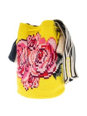 Arte y Tejido, Mochila Shepard, Chorrera, Mochila, Tejida, Knitted, Crochet, Natural Fibers, Algodón, Cotton, Fibras Naturales, Bag, Shepard