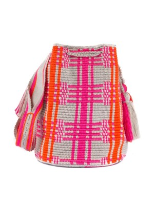 Arte y Tejido, Mochila Tayron, Chorrera, Mochila, Tejida, Knitted, Crochet, Natural Fibers, Algodón, Cotton, Fibras Naturales, Bag, Tayron