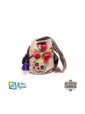 Arte y Tejido, Mochila Veracruz, Chorrera, Mochila, Tejida, Knitted, Crochet, Natural Fibers, Algodón, Cotton, Fibras Naturales, Bag, Veracruz