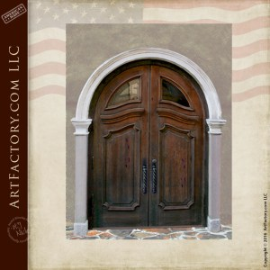 Custom Fortress Entry Doors
