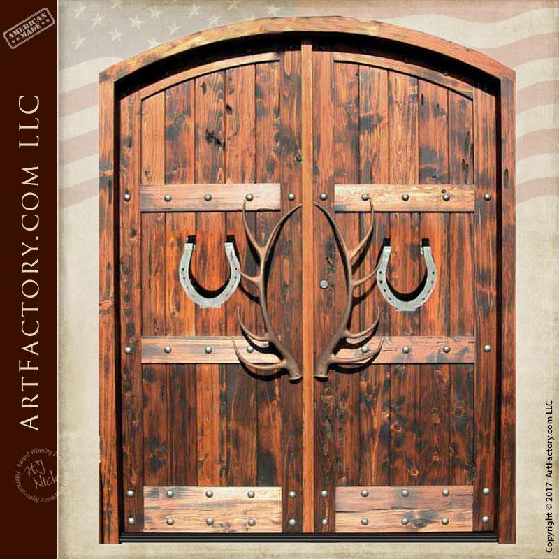custom western style doors custom western style doors & Custom Double Entry Doors Western Style