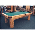 Pool Table Old Western Saloon Inspired 1850s America