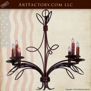 plains harvest chandelier