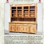 Dining Hutch Solid Wood Dining Cabinet 13th Cen