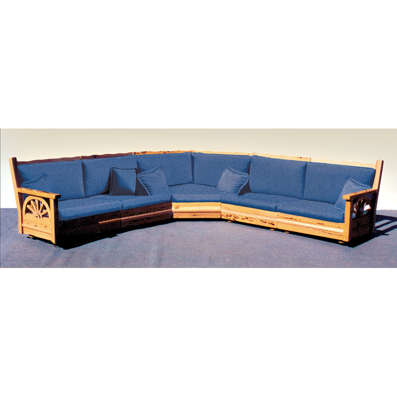 Western Style Sectional Sofa Western Style Sectional Sofa