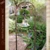 custom garden bells