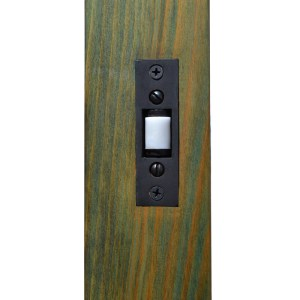 roller style door latch