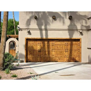 Garage Door Solid Wood Carriage Doors Roll Up Or Swing